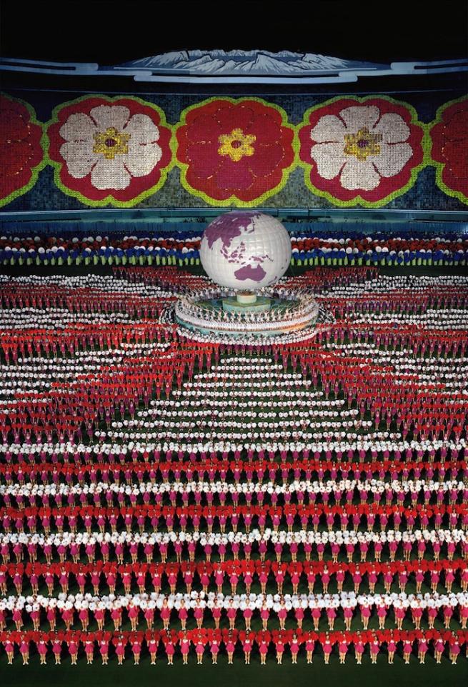Andreas Gursky. 'Pyongyang I' 2007