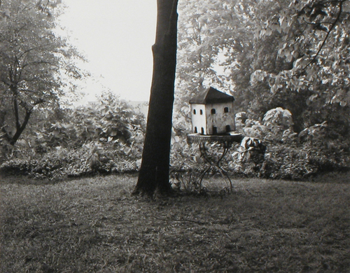"""William Clift. """"Somebody's House, Baltimore, Maryland, 1964"""""""