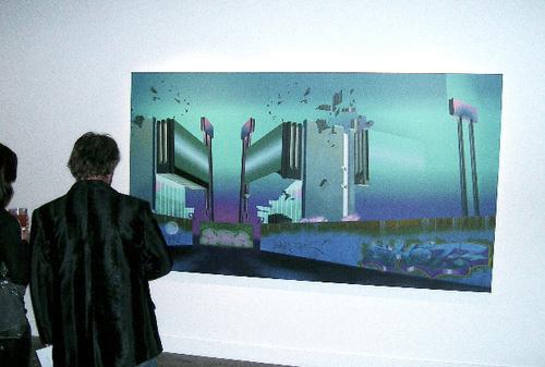 Darren Wardle. 'Faultline' 2008