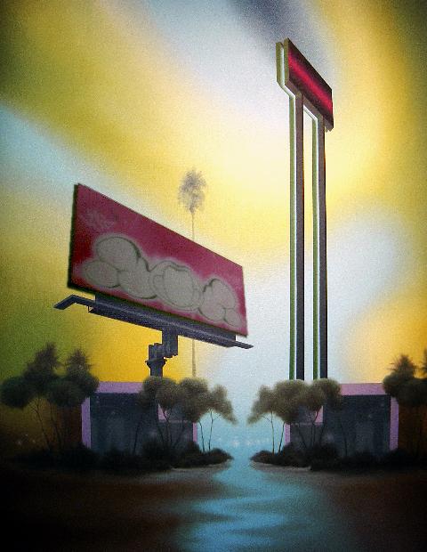 """Darren Wardle. """"Inland Empire"""" 2008"""