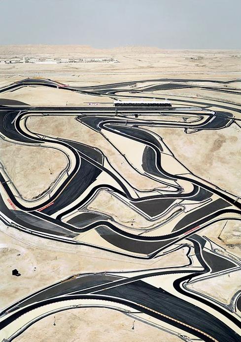 Andreas Gursky(German, b. 1955) 'Bahrain I' 2007