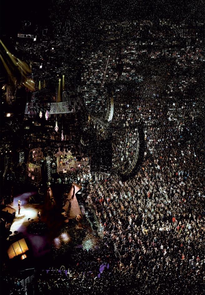 Andreas Gursky(German, b. 1955) 'Madonna I' 2001