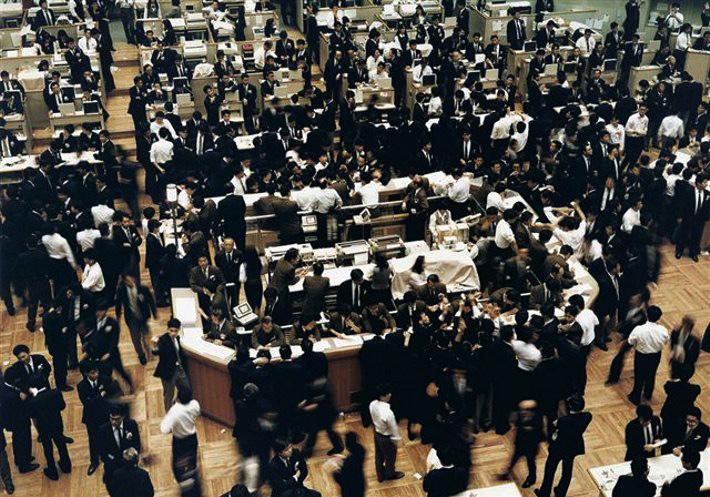 Tokio Stock Exchange