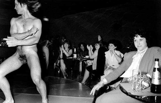 Rennie Ellis. 'Girls' Night Out, Prahran' 1980