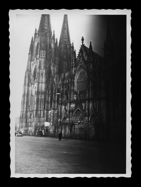 Marcus Bunyan. 'Cologne Cathedral 2-52' 2008