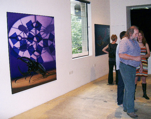 Oleh Witer. 'The Rhinoceros Beetle' 2008
