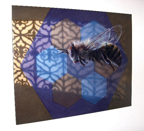 Oleh Witer. 'The Bee' 2008