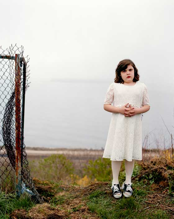 "Jocelyn Lee. ""Untitled (Kara on Easter)"" 1999"