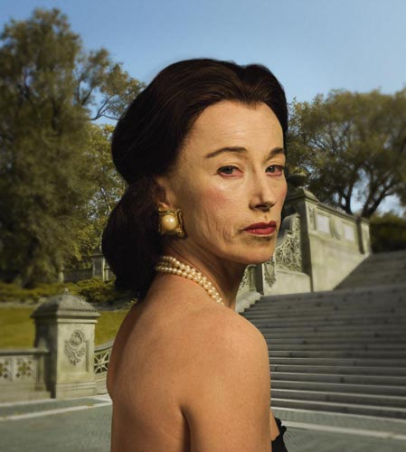 "Cindy Sherman, ""Untitled"" 2008"