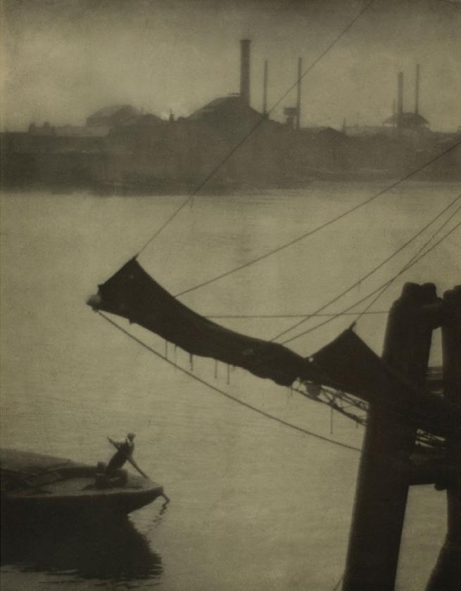 Alvin Langdon Coburn. 'Wapping' 1904