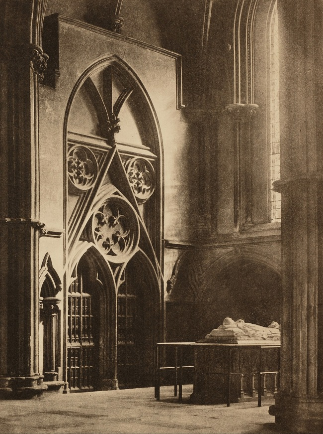 Frederick Evans. 'York Minster:In Sure and Certain Hope' 1903