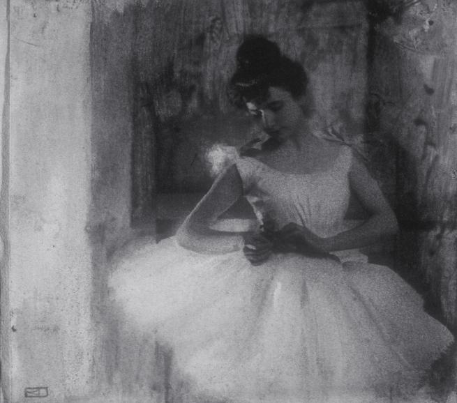 Robert Demachy. 'Une Balleteuse' 1900