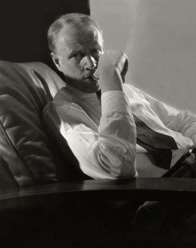 Edward Steichen(1879-1973) 'Sinclair Lewis' 1932