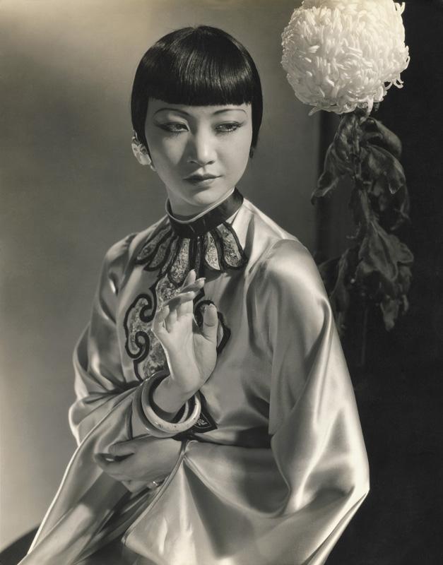 Edward Steichen(1879-1973) 'Anna May Wong' 1930