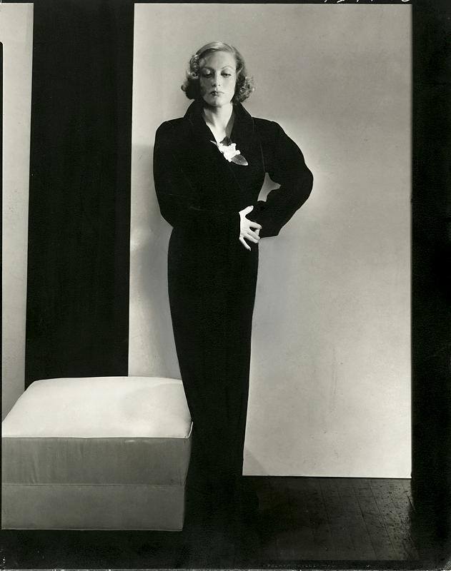Edward Steichen(1879-1973) 'Joan Crawford' 1932