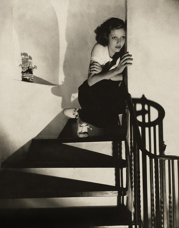 Edward Steichen(1879-1973) 'Loretta Young' 1931