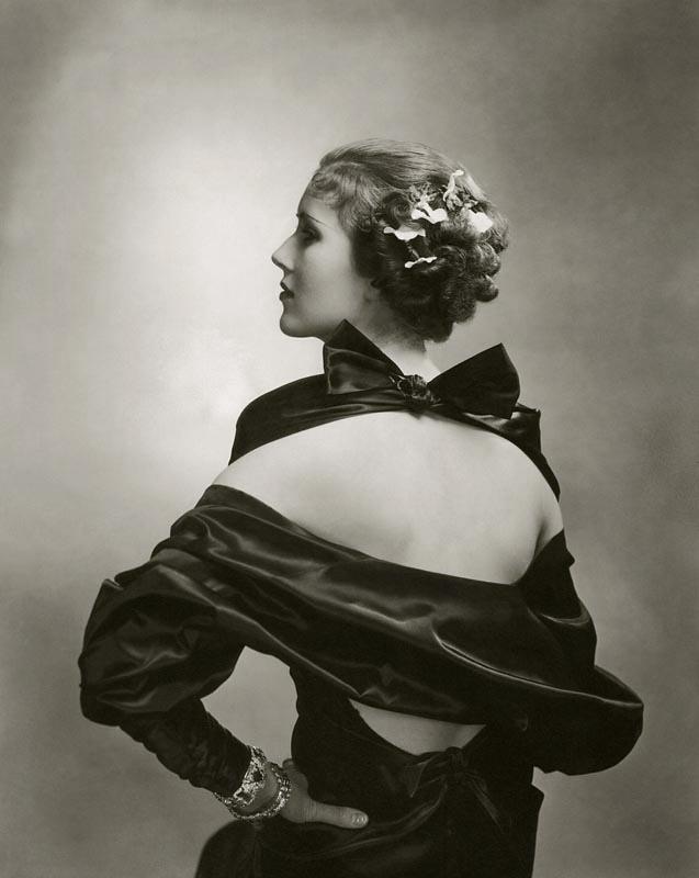 Edward Steichen(1879-1973) 'Mary Heberden' 1935