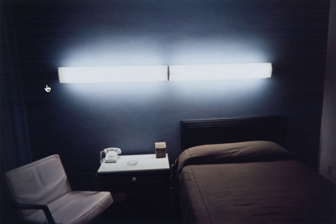 "William Eggleston. ""Untitled"" nd from ""Los Alamos"" 1965 - 68 and 1972 - 74 (published 2003)"