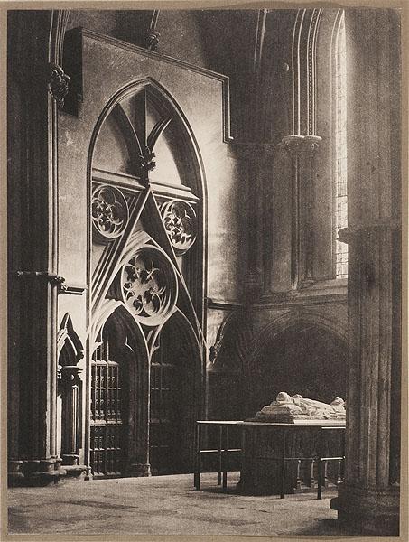 Fredrick Evans. 'York Minster' 1903