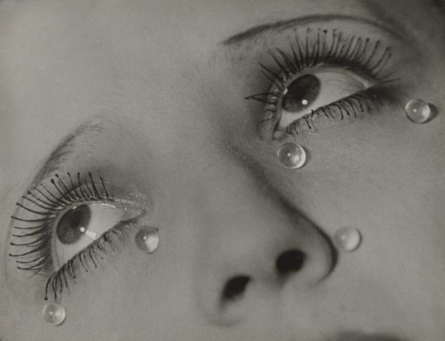 Man Ray. 'Larmes' 1930