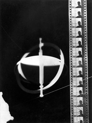 Man Ray. 'Rayograph' 1921