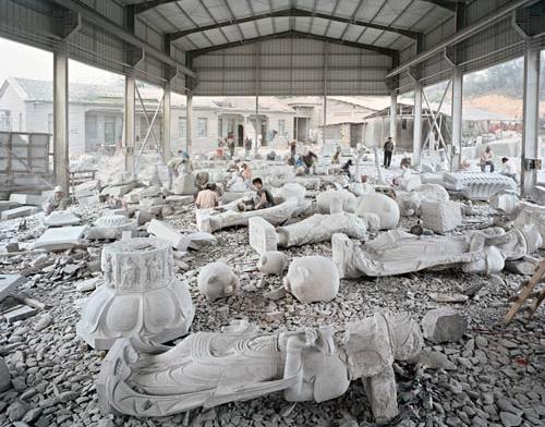 Edward Burtnysky. 'China Quarries #8, Xiamen, Fujian Province, 2004'