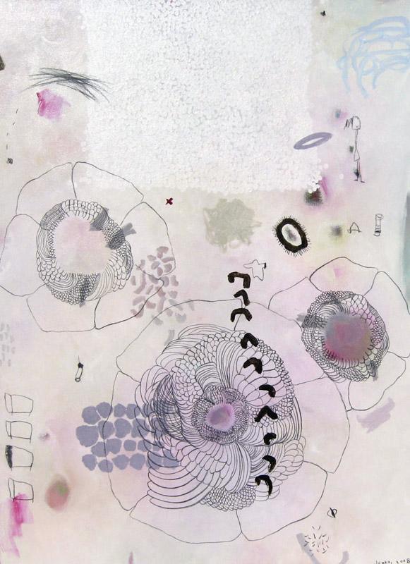 Junko Go. 'Opium Poppy' 2008