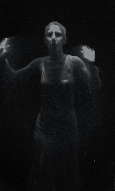 Bill Viola. 'Ocean Without A Shore' 2007 video still