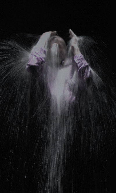 Bill Viola. 'Ocean Without A Shore' 2007 video insatllation
