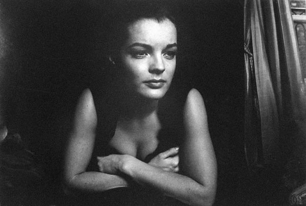 Will McBride. 'Romy Schneider, Paris, 1964'