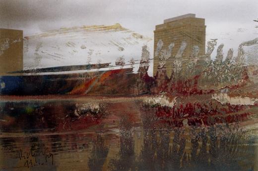 Gerhard Richter. '11.4.89'