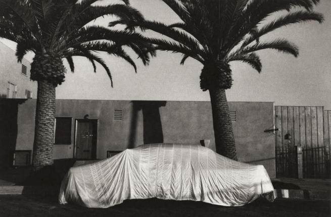 Robert Frank Americans 34 'Covered Car - Long Beach, California' 1956