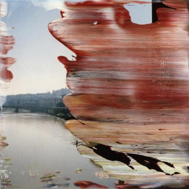 Gerhard Richter. '21.1.2000 (Firenze)'