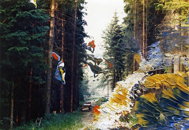 Gerhard Richter. '9.4.89'