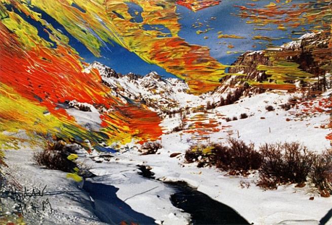 Gerhard Richter. '11.3.89'