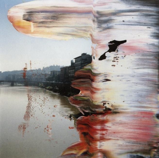 Gerhard Richter. '22.1.2000 (Firenze)'