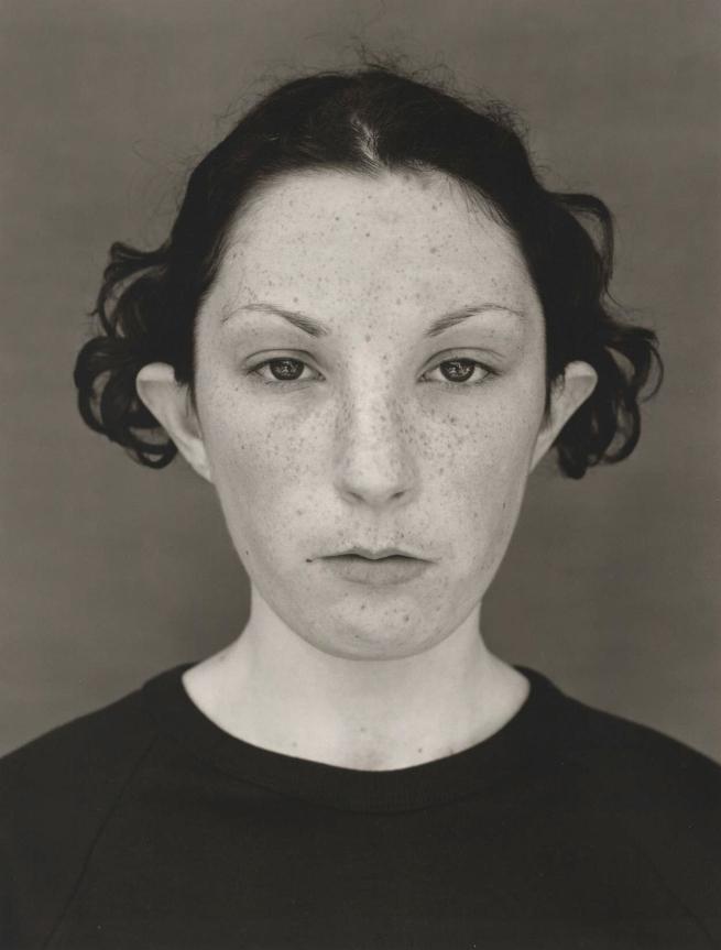 Simon Obarzanek(Israeli/Australian 1968-, worked in United States 1995-2001) 'Box Hill girl' 2000-2002
