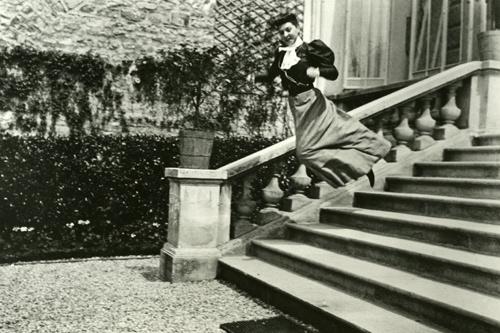 Jacques Henri Lartigue. 'Bichonnade, 40, Rue Cortambert, Paris' 1905