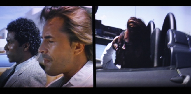 Damiano Bertoli. 'Continuous Moment: Bad Infinity' 2009 video still