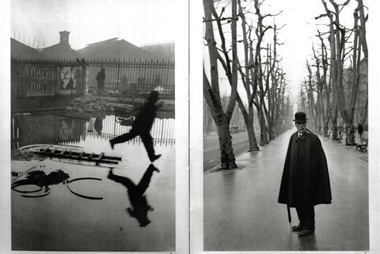 Henri Cartier-Bresson. 'The Decisive Moment' (New York: Simon & Schuster, in collaboration with Éditions Verve, Paris, 1952)