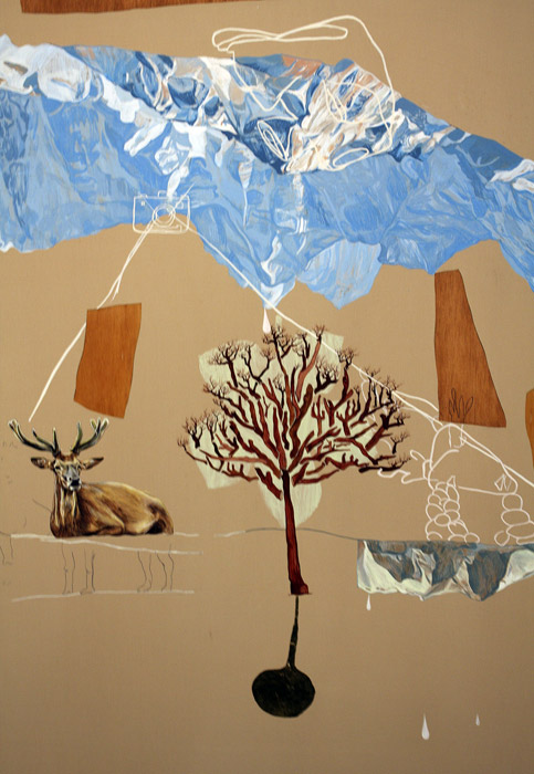 Richard Girgg. 'Cloak' 2008