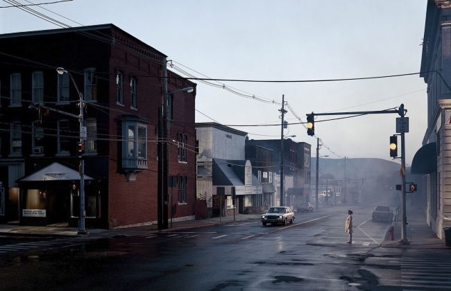 Gregory Crewdson. 'Untitled' from the series 'Beneath the Roses' 2005