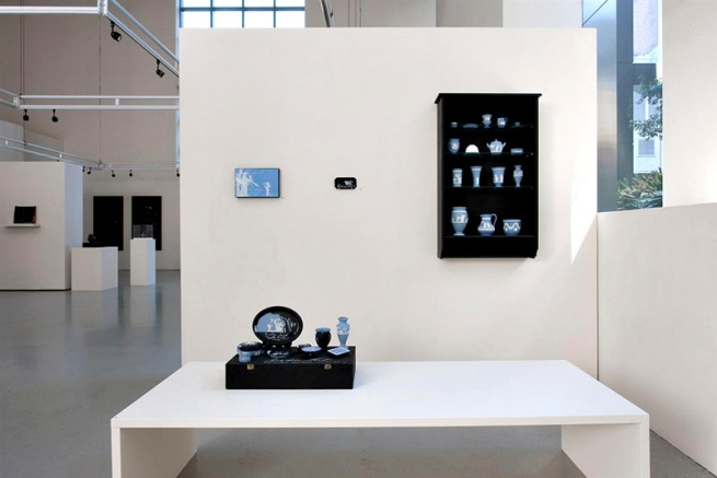 Peter James Smith. 'reENLIGHTENMENT' installation view 2009