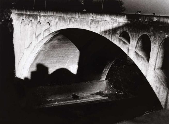 Daidō Moriyama (Japanese, born 1938) 'Viaduct 1, Bunkyo-ku, Tokyo' 1981