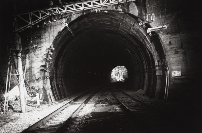 Daidō Moriyama (Japanese, born 1938) 'Tunnel' 1982