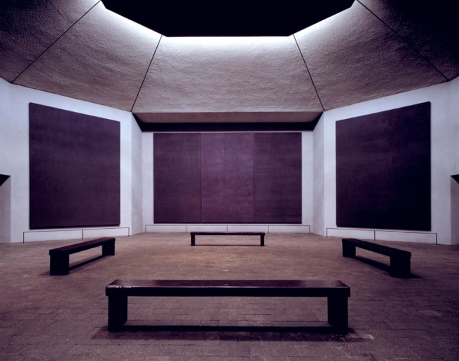 The Rothko Chapel, Houston, Texas