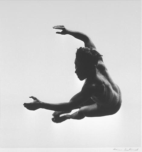 Aaron Siskind. 'Pleasures and Terrors of Levitation #491' 1956