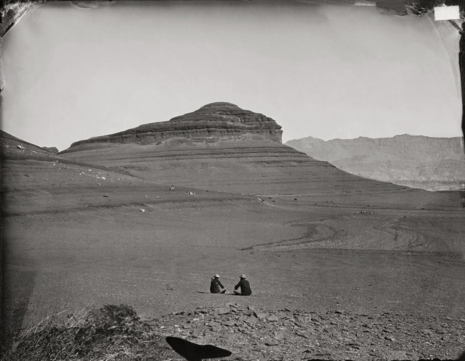 William H. Bell (1830 - January 28, 1910) 'Headlands North of the Colorado River' 1872