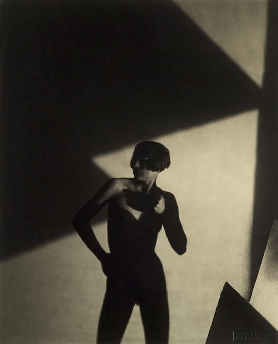 Frantisek Drtikol. 'Nude' 1927