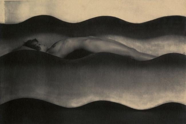 Frantisek Drtikol. 'Wave' 1925